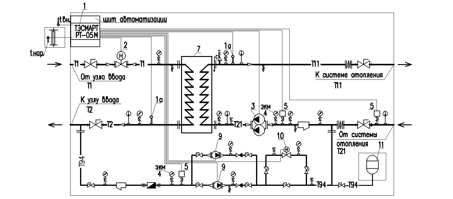тэм-104-3 схема подключения